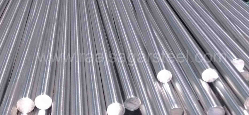 Stainless Steel 321H Round Bar
