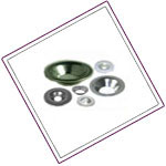 Hastelloy countersunk-finishing-washers
