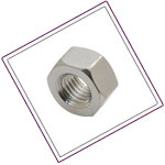 Duplex Steel Heavy Hex Nuts