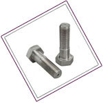 Hastelloy Heavy Hex Cap Screws & Heavy Hex Bolts