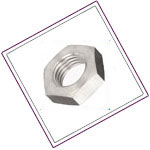 ASTM A194 GR.6 Hex Machine Screw Nuts