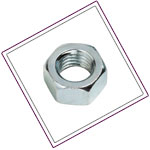 Inconel Alloy 601 Hex Nuts