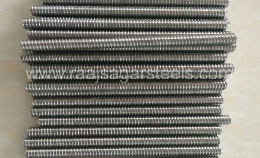 Inconel 600 Stud Bolts