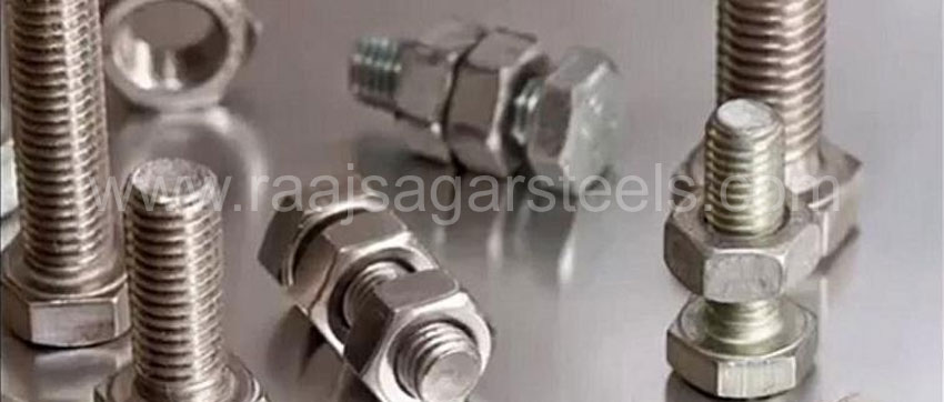 Inconel 601 Bolts