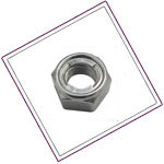 ASTM A194 GR.6 Lock Nuts