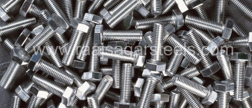 Monel 400 Bolts