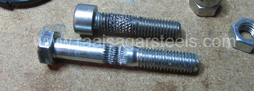 Nickel Alloy 200 / 201 Fasteners