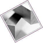 ASTM A276 UNS S30400 Round Corner Square Bar suppliers