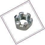 ASTM A194 GR.6 Slotted Nuts