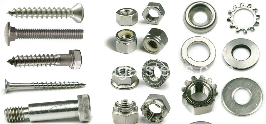 SS 316 Fasteners Manufacturers in India