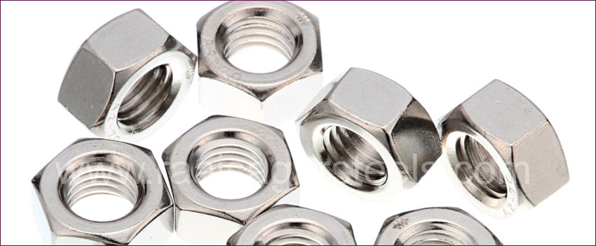 316/316L/316H/316Ti Stainless Steel Nuts