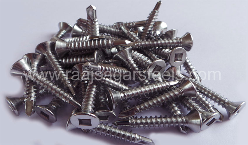 347/347H Stainless Steel Fasteners