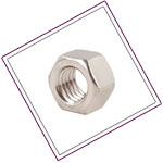 Hastelloy  Hex Nuts