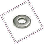 SS 316h Punched Washers