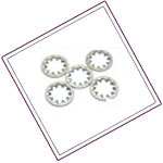 ASTM A194 GR.6 star-washers
