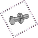 Hastelloy Stove Bolt