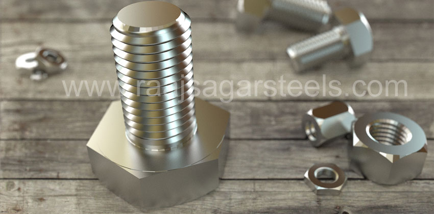 Duplex Steel 2507 Stud Bolts