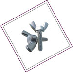 Inconel 601 Wing Nuts